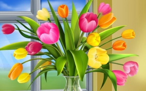 3D-Flowers-Wallpaper