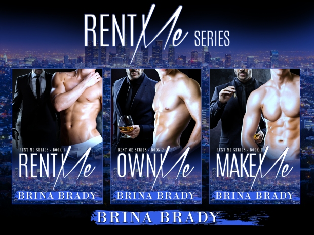 BK1-3 Rent Me Series Poster