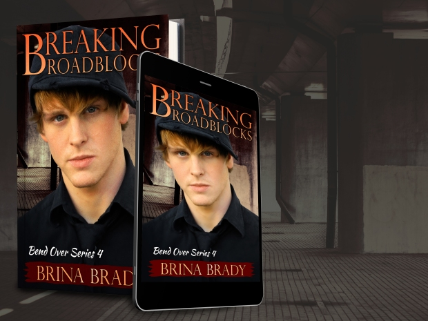 3 Breaking Roadblocks Promo Image 12 Book and ipad Standing